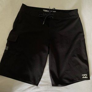 Mens' Billabong Black Pro Boardshorts  - Size 29